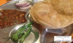 Punjabi Fix Lunch / Dinner and Chinese Fix Lunch at Khana Parcel ya Khana Delivery, Paldi Bhatta
