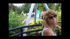 Ashley and Bronnie at Niagara Falls