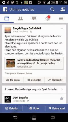 WEBSEGUR.com: CALAFELL EN TODA LA PRENSA Y EL ALCALDE FUERA DE C...