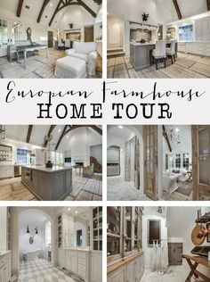 European Farmhouse Home Tour - House of Hargrove