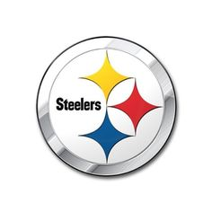 NFL Pittsburgh Steelers Die Cut Color Automobile Emblem  http://allstarsportsfan.com/product/nfl-pittsburgh-steelers-die-cut-color-automobile-emblem/  UV Protected so it will last as long as you want Can be applied to any vehicle or other hard surface 3M Automotive Tape included on the emblem