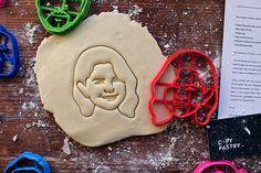 Selena Gomez Cookie Cutter