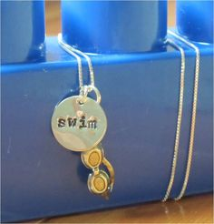 Swimming necklace I want