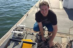 A teenager's dream to save the world's coral reefs through citizen science