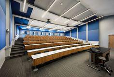 Kay-Twelve.com Arrange your high school classroom into a lecture hall.