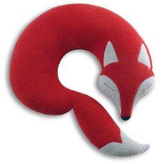 origineel nekkussen fox | Travel Neck Pillow for kids