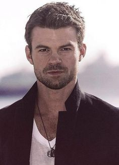 "Daniel Gillies. I miss ""Elijah""... (TVD) They need to bring him back!"