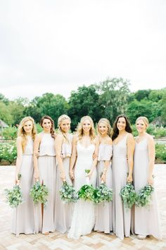 Show Me The Ring Bridesmaid Dresses | Mumu Weddings