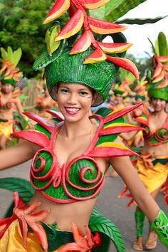 "Pasalamat Festival - Annual celebration at La Carlota City, Negros Occidental, Philippines held every last week of April or first week of May. It is based on the tradition of thanksgiving to the gods after a bountiful harvest by the ancients in ""Buglas""."