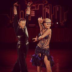 Yury Simachev - Anastasia Klokotova, RUS dancing the Paso Doble during the 2014 WDSF GrandSlam Latin in Hong Kong #WDSF #worlddancesportfederation #dancesport #dance #sport #wdsfdancesport #dancesporttotal #couple #standard #ballroom #dress #hair #partner #baile #dancing #deporte #danza #tanz #tanzsport #danzasportiva #GrandSlam #HongKong #Latin #pasodoble credits to Jason