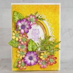 Heartfelt Creations - Cheerful Floral