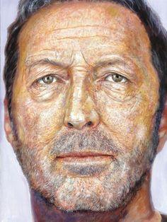 Eric Clapton, por Danyael Lopes