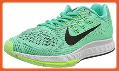 huge selection of 8ae58 15e23 nike womens air zoom structure 18 running trainers 683737 sneakers shoes 7  M US menta black voltage ghost green 303     For more information, ...