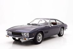 1970 Monteverdi 375L Coupe