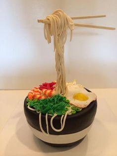 Ma quali spaghetti? È una torta :-) #gravitycake #cake