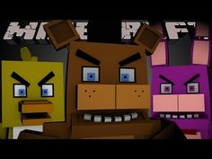 Minecraft Xbox Hide And Seek Fnaf Chicas Cupcake Party Youtube