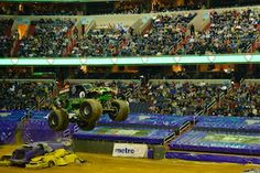 Head to Monster Jam | www.our-kids.com