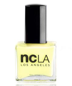 Love this Tennis Anyone? Nail Polish by NCLA on #zulily! #zulilyfinds