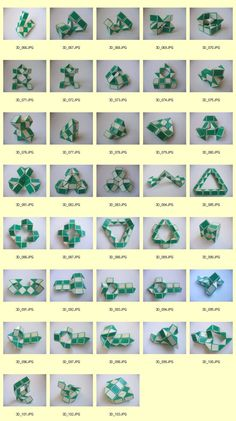 Fans & Friends, Rubik's Snake