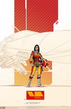WipEout Character Concepts _03 by ~TangoCharlieESQ on deviantART