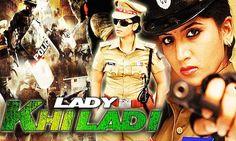 Lady Khiladi 2016 Full Movie Hindi Dubbed 370MB HDRip 480p