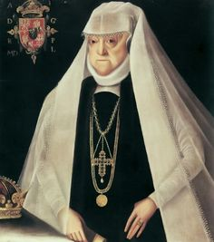 Portrait of Queen Anna Jagiellon as a widow. By  Martin Kober, 1586. Anna Jagiellon was queen of Poland from 1575 to 1586. She was the daughter of Poland's King Sigismund I the Old, and the wife of Stephen Báthory. She was elected, along with her then fiancé, Báthory, as co-ruler in the second election of the Polish-Lithuanian Commonwealth. Anna was the last member of the Jagiellon dynasty. She died in 1596 at 72 years of age in Warsaw, Poland.