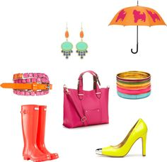 """""""Bright Spring Accessories"""" by psstyleandgrace on Polyvore"""