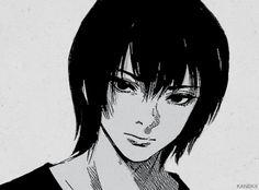 Ayato Kirishima. He now 18 years old. Tokyo Ghoul:re Chapter 33