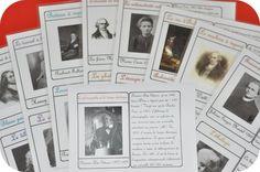 Le bonheur en famille: Cartes d'inventions, Thomas Edison et Ambroise Par...
