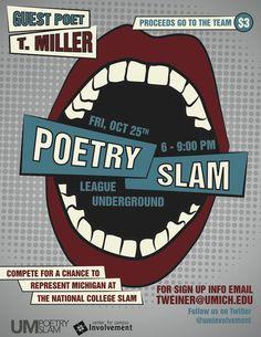 poetry slam challenge - Google Search