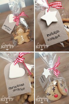 Countrykitty: Bicarbonate of soda and cornflour ornaments (thank goodness for Pinterest!)