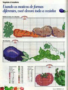 Legumes grafico