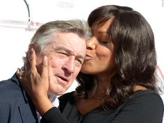 Robert De Niro and wife Grace Hightower 'split after more than 20 years' Kiss Me Love, Italian People, Interacial Couples, Perfect Kiss, Kiss Photo, Black Italians, Valentine Day Special, Second Child, 20 Years