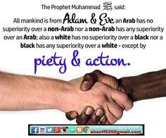 Equality in islam  #islam #muslim #Allah #Quran #ProphetMuhammadpbuh #instagram…