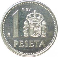 ATENCIÓN: Si tienes algunas de estas pesetas te pueden llegar a pagar hasta 20.000 euros! | LikeMag - Social News and Entertainment Euro, Legal Tender, Gold Money, Curious Cat, The Old Days, Coin Collecting, Hand Carved, Nostalgia, Old Things