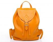 Tangerine Duffel Bag