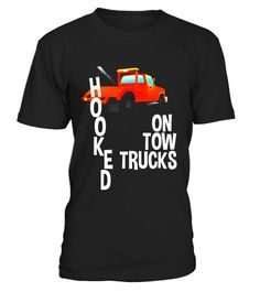 "# Hooked On Tow Trucks - Tow Truck Emergency Vehicle T-Shirt . Special Offer, not available in shops Comes in a variety of styles and colours Buy yours now before it is too late! Secured payment via Visa / Mastercard / Amex / PayPal How to place an order Choose the model from the drop-down menu Click on ""Buy it now"" Choose the size and the quantity Add your delivery address and bank details And that's it! Tags: Funny Tow Truck T Shirt for little boys toddlers Tow Truck Drivers and Big Boys…"