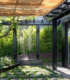 40 Ideen für elegante Pergola Design Gestaltung