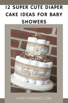 See these awesome 12 Super Cute Diaper Cake Ideas for Baby Showers this article has some awesome diaper cakes today. PLease come check out this article today. #12SuperCuteDiaperCakeIdeasforBabyShowers #Diapercakes #Cakes #Baby #Patterns Cakes Today, Diaper Cakes, Baby Patterns, Baby Items, Baby Showers, Cake Ideas, Free Pattern, Crafts For Kids, Best Gifts