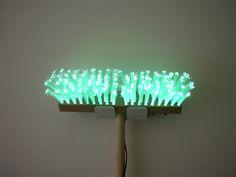 Fiber Optic Broom