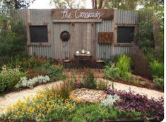 Mediterranean Garden Design, Australian Garden Design, Annual Plants, Ornamental Grasses, Architecture Art, Garden Landscaping, Modern Design, Shed, Outdoor Structures