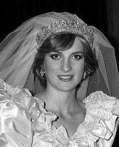 July Lady Diana Spencer marries Prince Charles at St. July Lady Diana Spencer marries Prince Charles at St. Paul's Cathedral in London. Princess Diana Family, Royal Princess, Crown Princess Mary, Princess Of Wales, Royal Brides, Royal Weddings, Charles And Diana Wedding, Lady Diana Spencer, Prince Charles