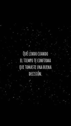 Inspirational Phrases, Motivational Phrases, Happy Quotes, Positive Quotes, Words Quotes, Me Quotes, Cute Spanish Quotes, Love Phrases, Instagram Quotes
