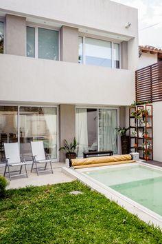 Oasis en la ciudad - Casas - EspacioyConfort - Arquitectura y decoración