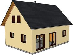 Double Vitrage, Surface Habitable, Construction, Habitats, Kit, How To Plan, Home, Houses, Building