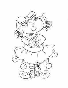 Little Girl Elf
