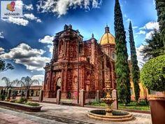Parroquia de San Miguel Arcángel en Tlazazalca, Michoacan