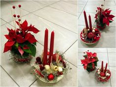 Groszki i róże...: Zaczerwieniło nam się...