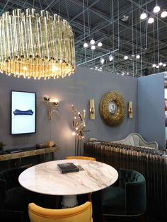 Covet House Modern Luxury Furniture And Interior Design Exhibited At ICFF New York City 2017 Get Inspired Inspiraion