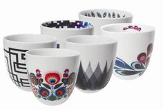 Get abstract design cups from Boconcept!